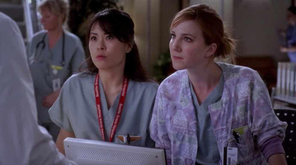 Grey's Anatomy are bringing back another VERY familiar face | Her ie