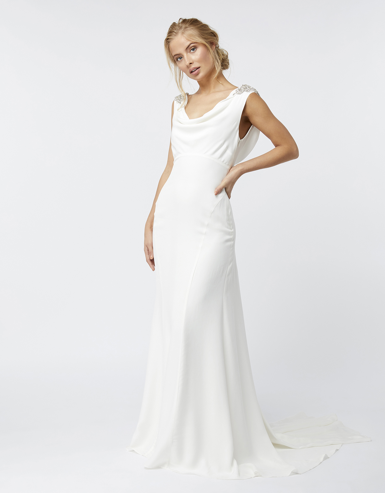 This €285 gown is one of the best high street wedding ...