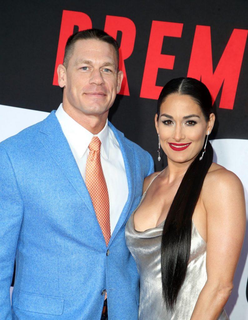John Cena and Nikki Bella confirm split after six years together ...