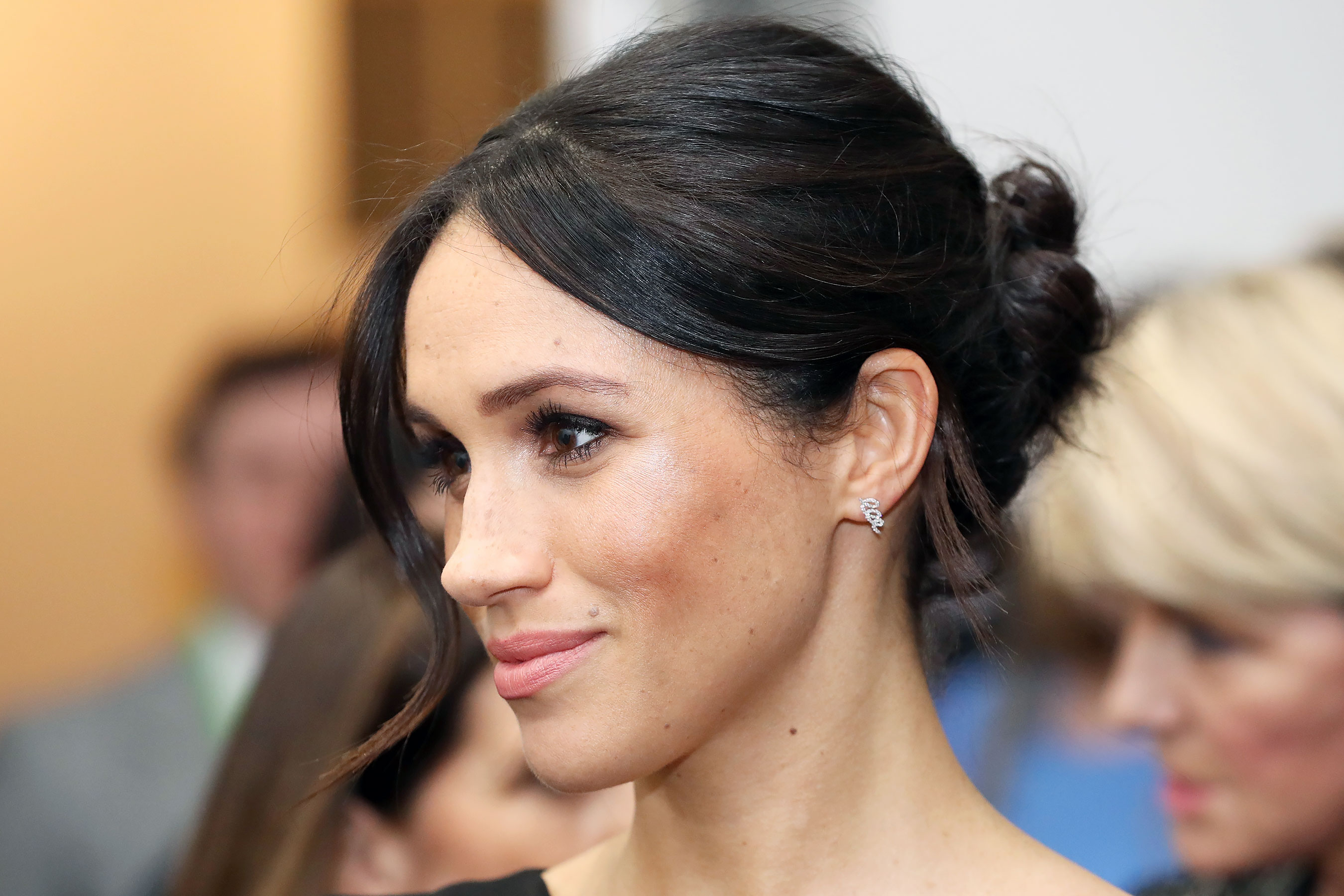 Meghan Markle hosts Lunch in Palace to Launch