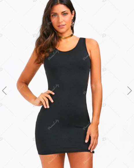 435134f4be5 People are genuinely horrified by an open-back dress on sale at the ...