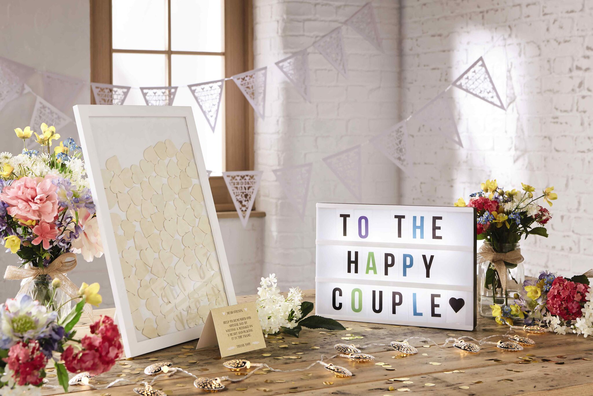 Aldi's new wedding range is perfect for doing your big day on a budget