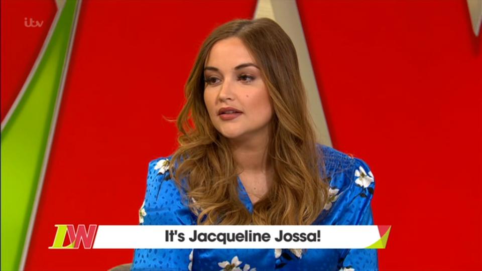 Jacqueline Jossa gives first interview since 'splitting' from Dan Osbourne