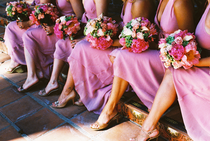 This bride wants to 'uninvite' her bridesmaid for dyeing her hair pink before the wedding