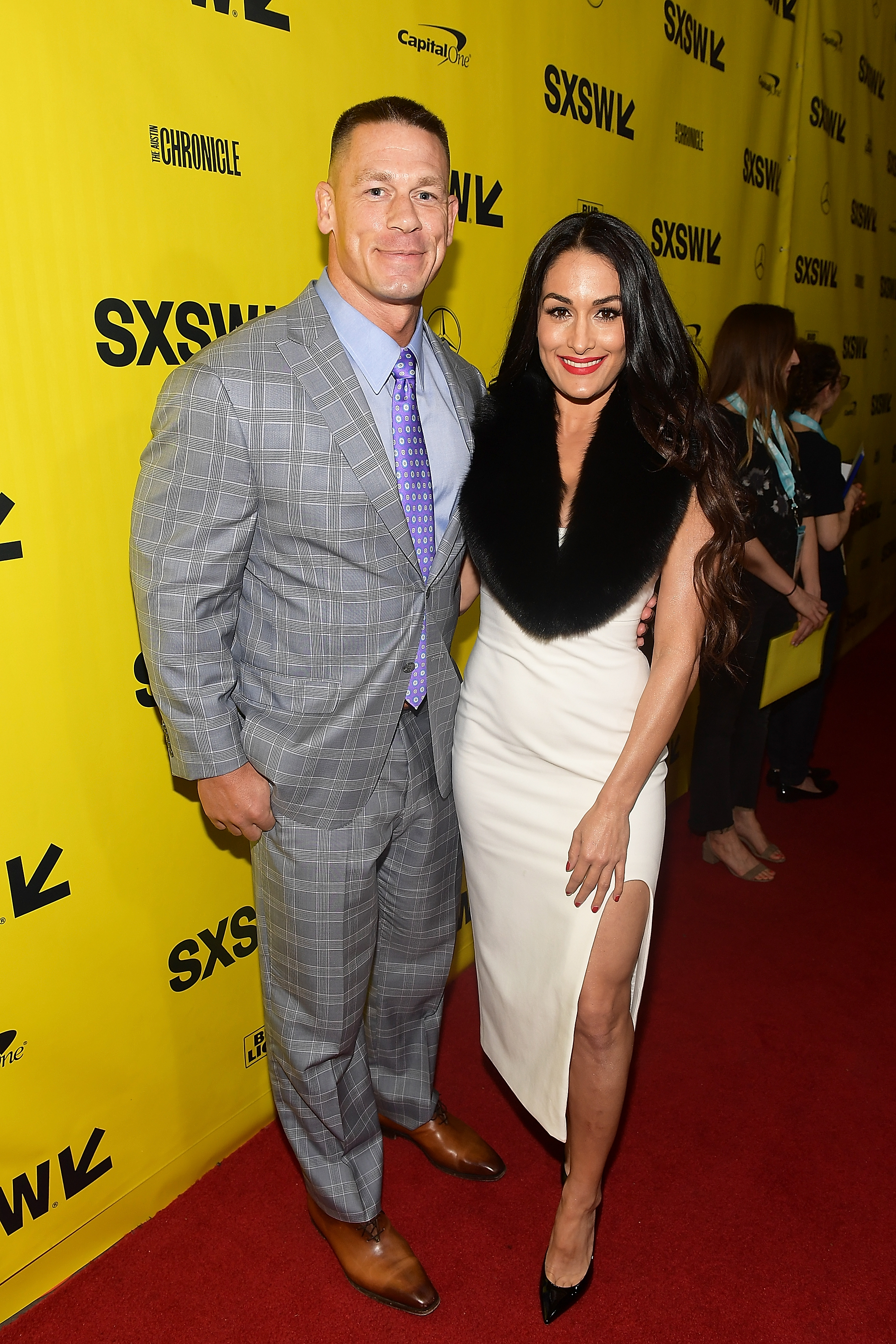 John Cena said he still loves and wants to marry Nikki Bella and ...