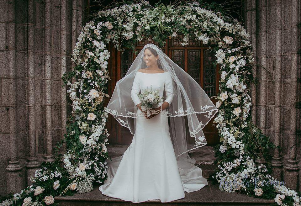 Best Wedding Gown Designers In The World: This Newry Designer Recreated BOTH Of Meghan's Wedding