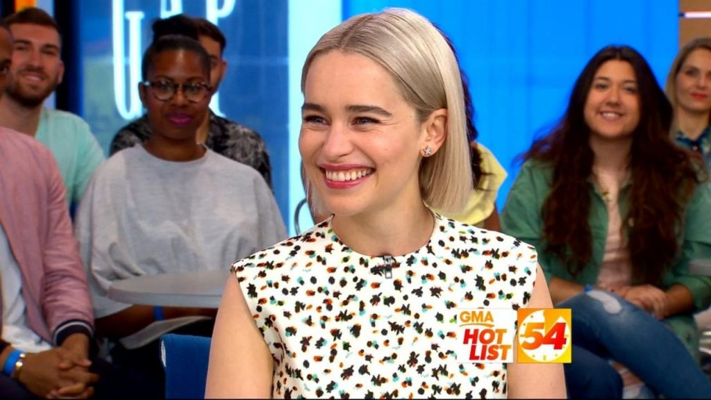 Emilia Clarke Reveals Which Solo Star Has Never Seen GoT