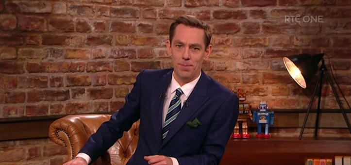 Here's who RTÉ is getting ready to host the Late Late when Ryan Tubridy leaves