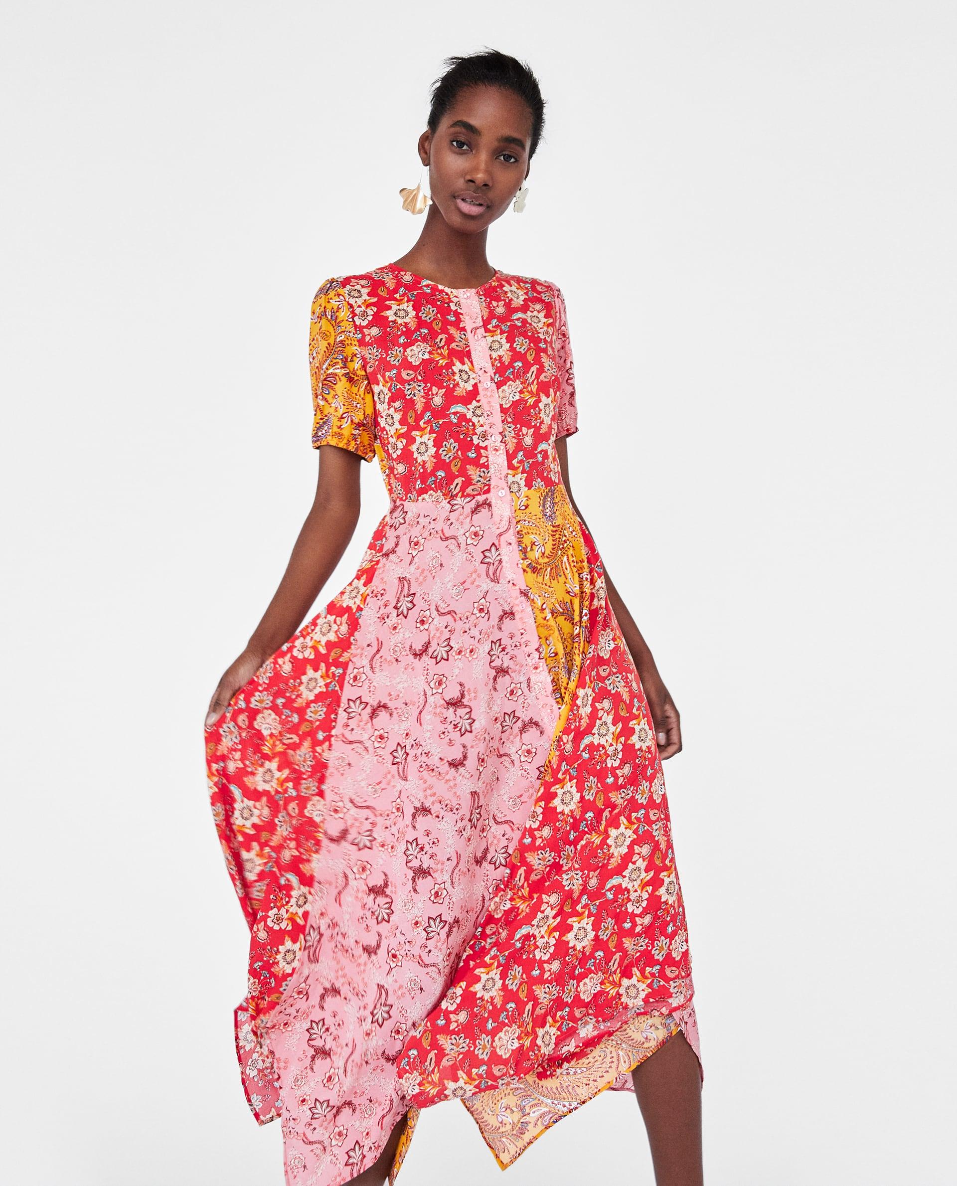 857ea9e3 Zara Long Dresses 2018 | Saddha