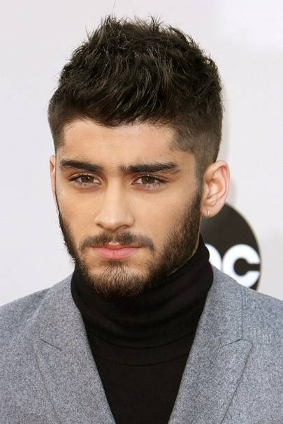 The 10 Picture Evolution Of Zayn Malik S Hair Which Is