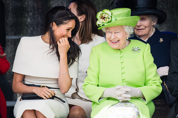 The odd rule Meghan and Kate have to obey when staying at