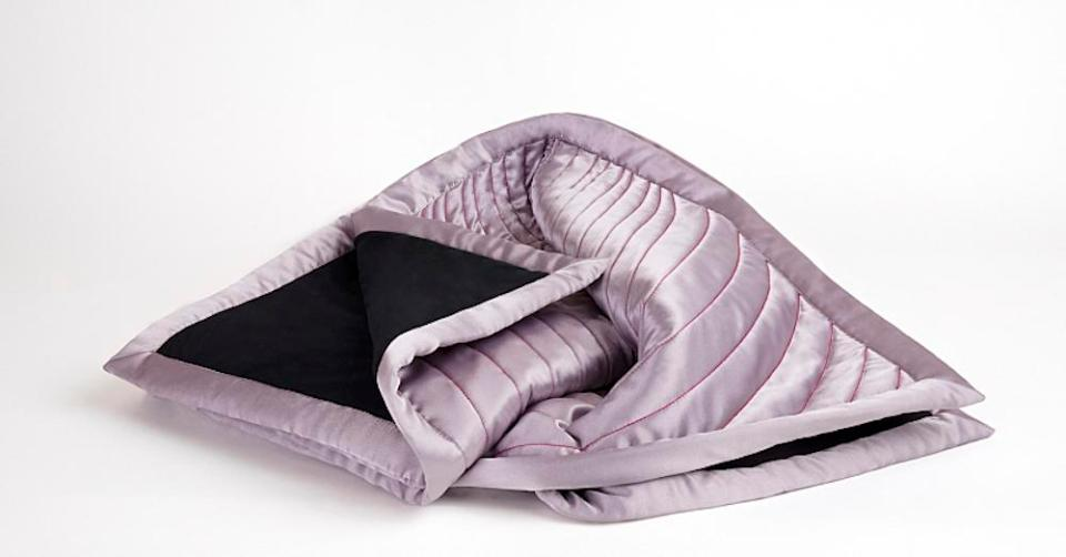 2fda09aa262 The blanket is the latest comfortable, leak-proof product from period  underwear company THINX.