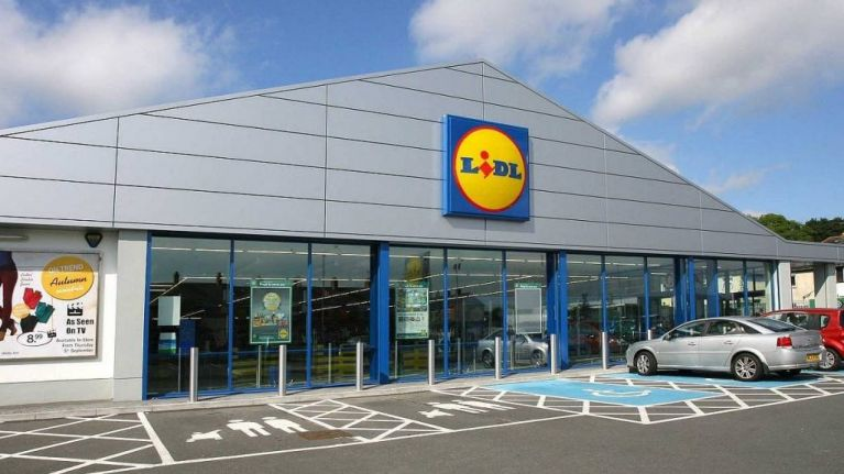 So Lidl is trying to open a pub in Dublin