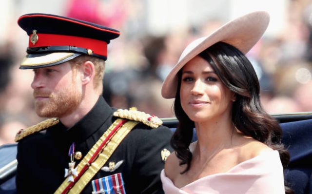 Prince Harry Wants Meghan Markle To Reconcile With Her Father Thomas
