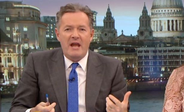 Piers Morgan just blasted Holly Willoughby over this 'sexist' stunt on This Morning