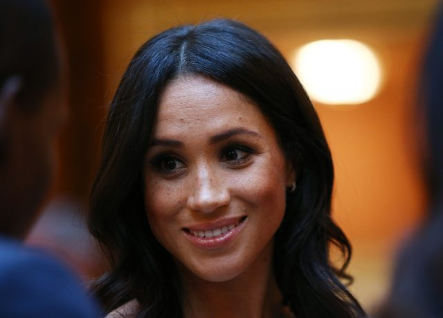 The Duke and Duchess of Sussex 'frustrated' with her dad