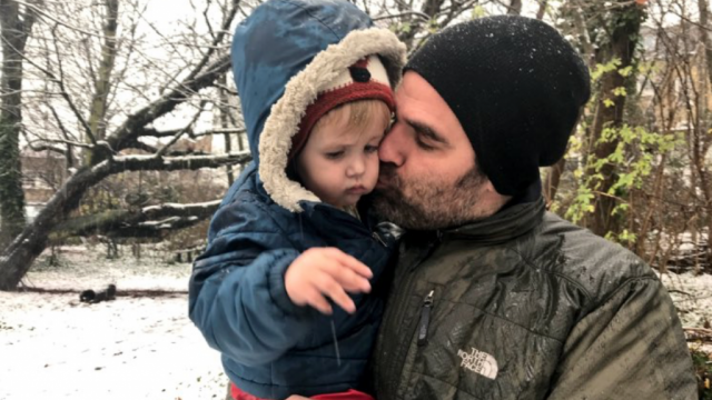 Rob Delaney & Wife Leah Expecting Baby Five Months After Son Henry's Death