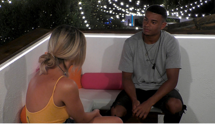 Love Island 2018: Georgia Steel and Ellie Brown fight motive revealed?