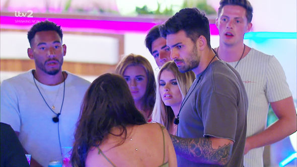 Love Island Fans Spot 'Random Man' Swimming In The Villa Pool