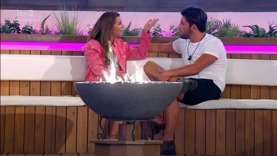 Love Island fans worried another contestant has quit the series