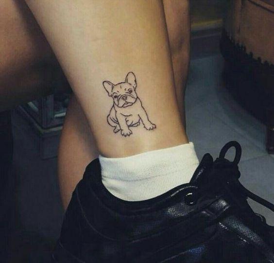 tiny animal tattoos