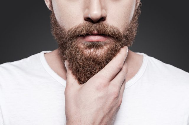 men's beards