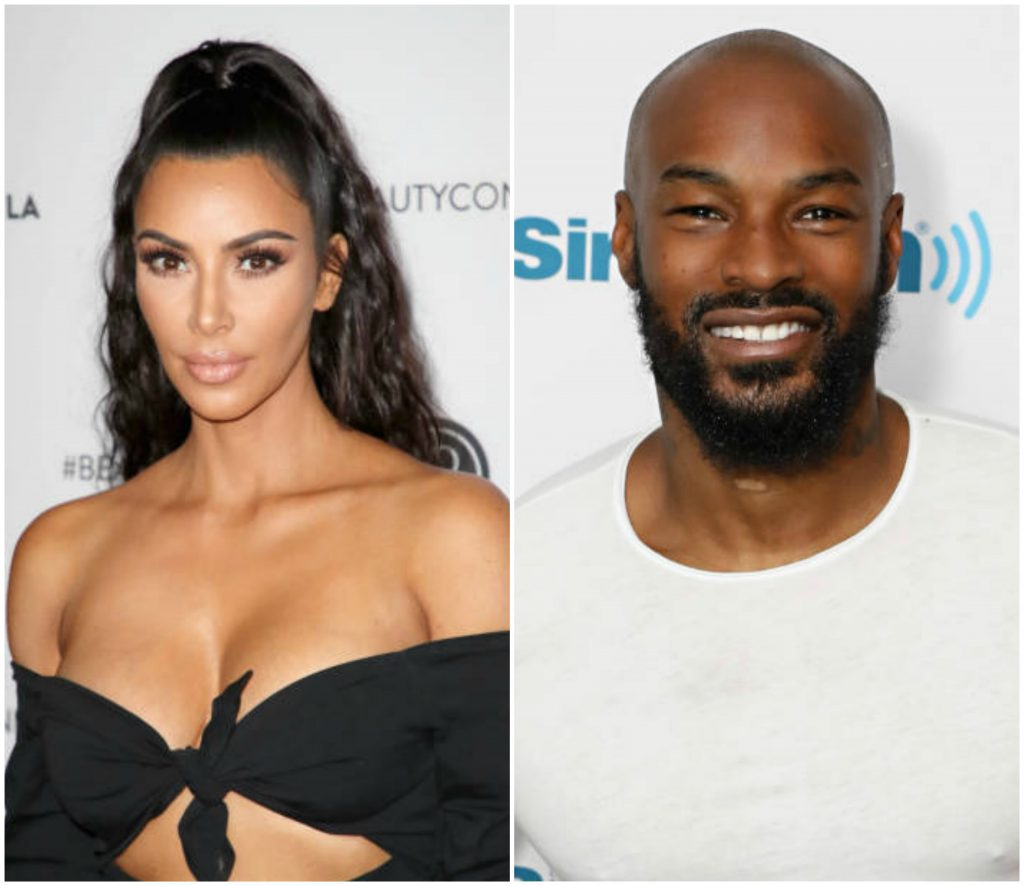 LOL: Tyson Beckford Has The Perfect Response To Kim Kardashian's Homophobic Jab