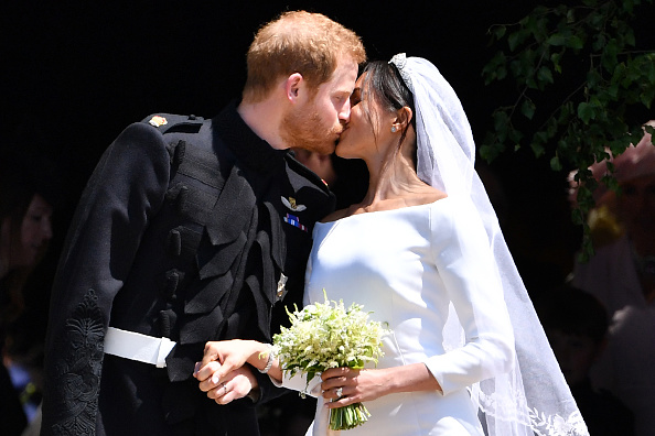 Harry and Meghan's wedding
