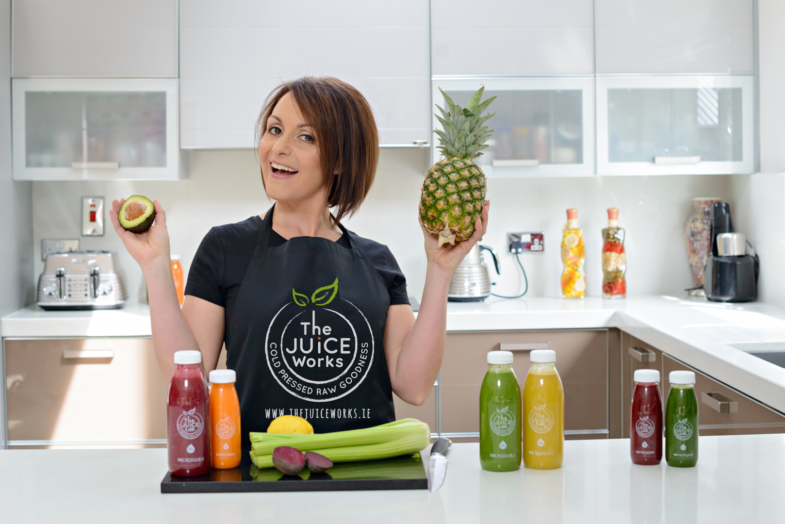 #MakeAFuss: 'Business experts tell me I'm mental,' says raw juice producer