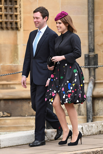 Princess Eugenie Wedding.Princess Eugenie Has Chosen Her Wedding Dress Designer And We Re