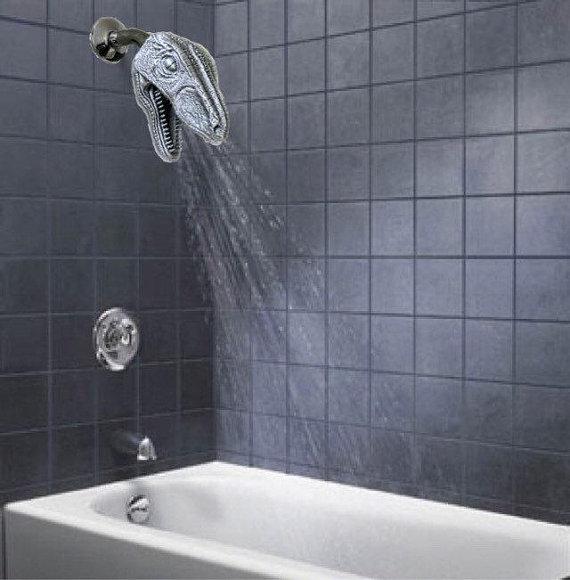 unicorn shower head