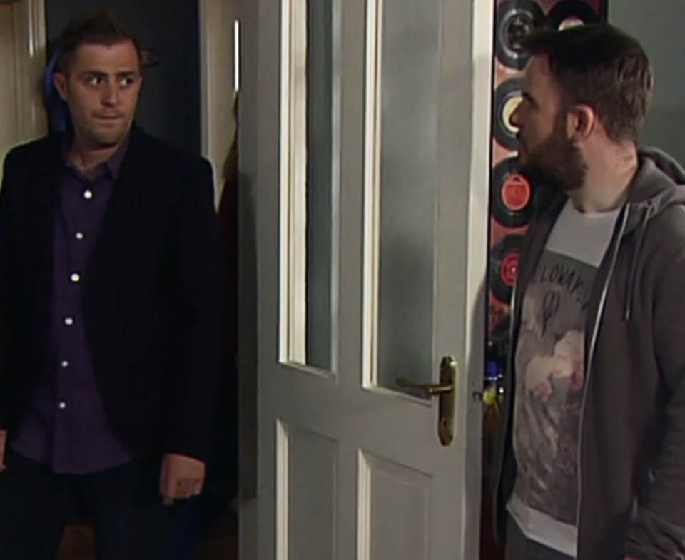 Viewers noticed a fairly gas error on last night's Fair City