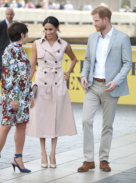The reason Meghan Markle always has her hands in her pockets in public
