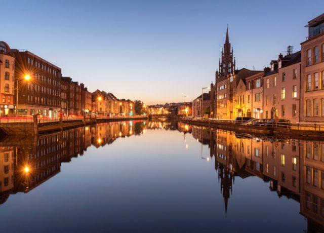 Irish city