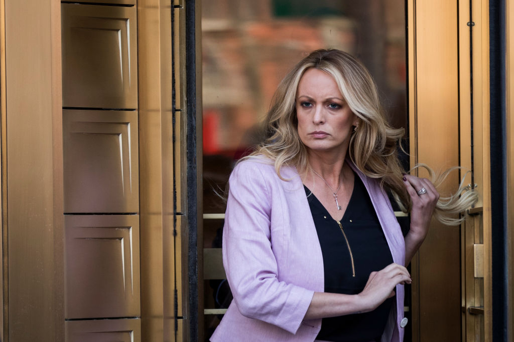 Stormy Daniels blames Celebrity Big Brother withdrawal on custody issue