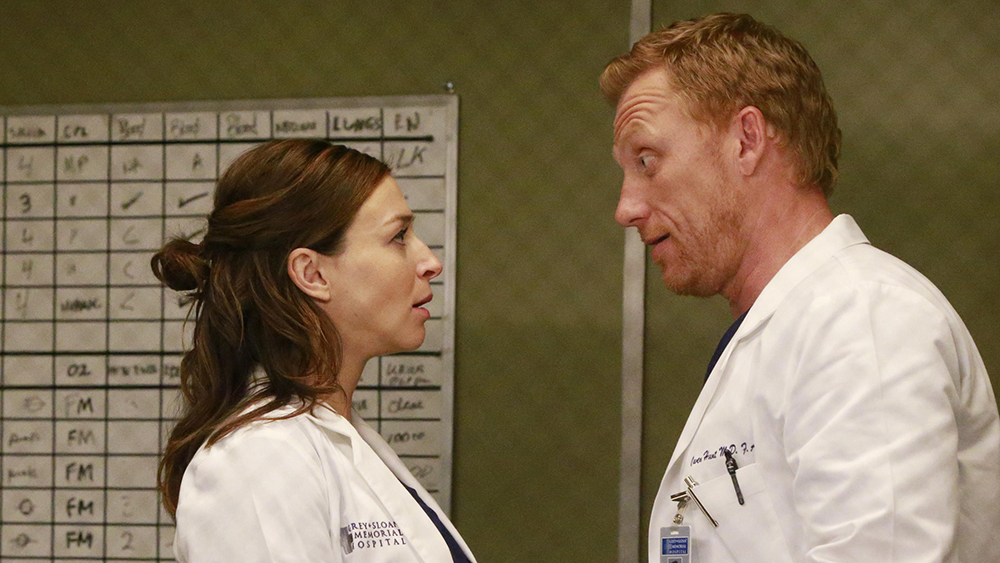 Grey\'s Anatomy is putting a new spin on the love triangle next ...
