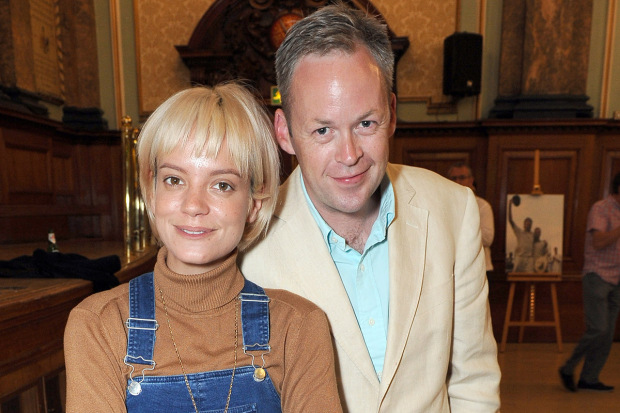 Lily Allen 'slept with female escorts' during marriage breakdown
