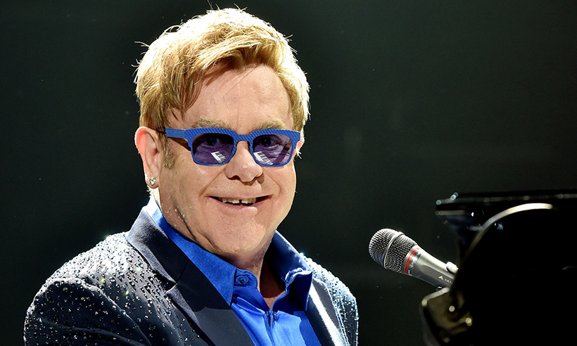 Elton John Christmas Song.John Lewis Has Just Announced Who Ll Be Singing On The