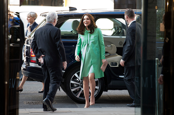 The one thing Kate Middleton always keeps in her car just makes us love her more