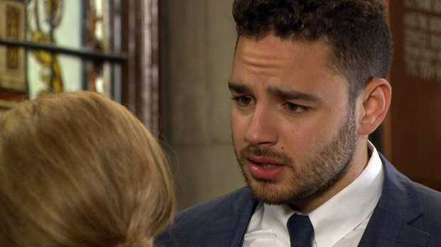 Nine months after leaving Emmerdale, Adam Thomas now has a pretty ordinary day job
