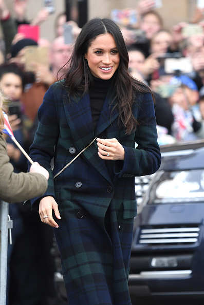 Run! Tesco has a €50 version of Meghan Markle's iconic Burberry coat