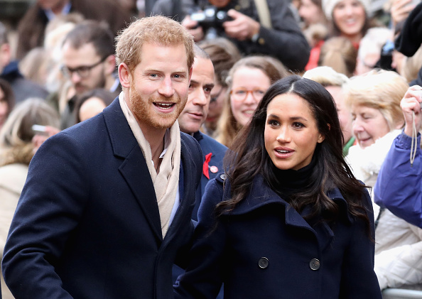 harry and meghan's baby