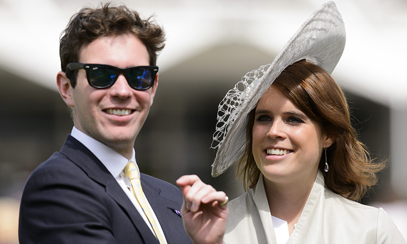 Princess Eugenie's Fiancé Is ''Terrified'' Ahead of Wedding