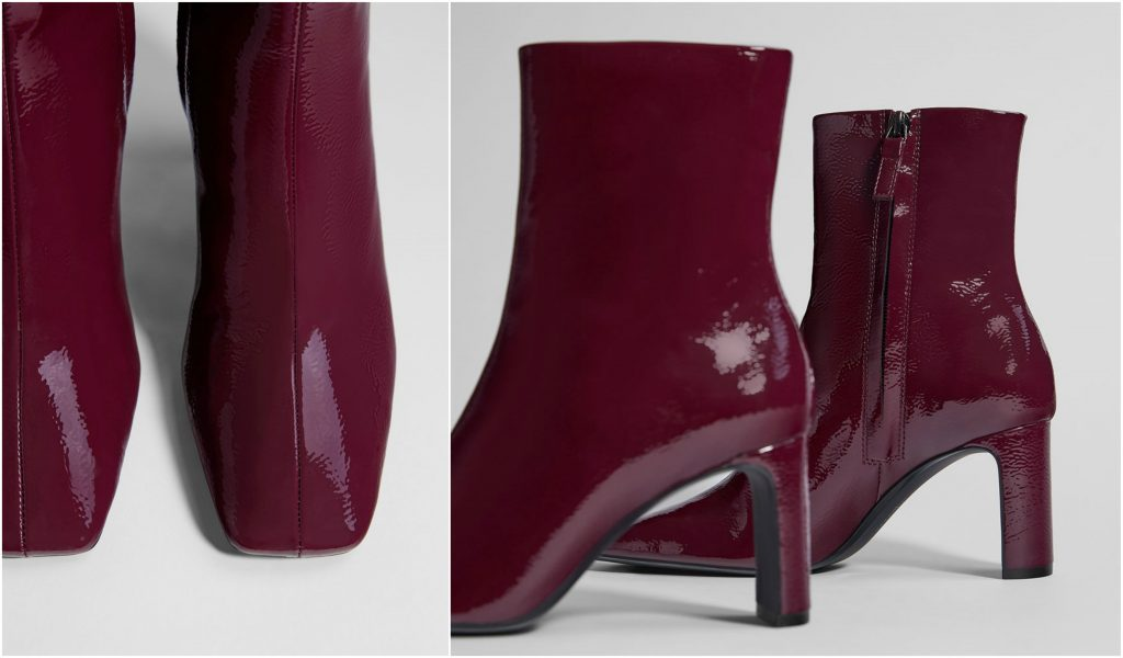 158421d6833 And top of that list are these STUNNING Bershka boots. The mid-heel ...