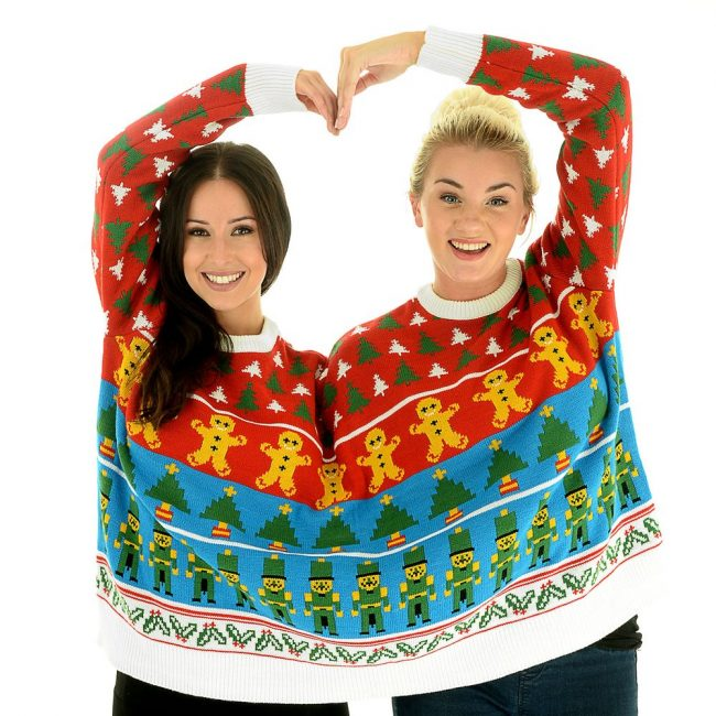 2 Person Christmas Sweater.Two Person Christmas Jumpers Have Arrived And They Re