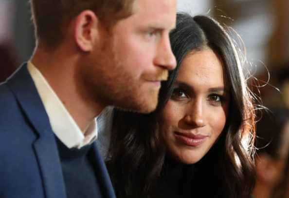 Meghan Markle sports Givenchy to the wedding of Princess Eugenie