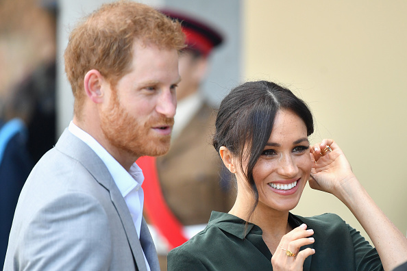 Harry, Meghan in Australia for Oceania tour