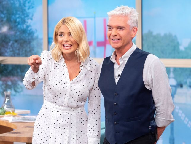 Holly Willoughby almost turned down her job on This Morning over one person
