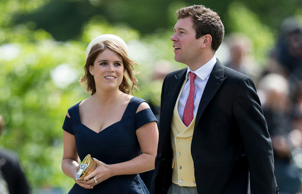 Grab the prosecco- Princess Eugenie's wedding will be shown on TV after all