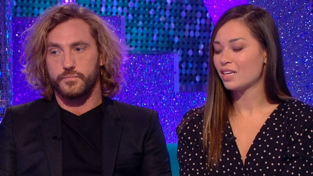 Seann Walsh's ex Rebecca Humphries shares update on breakup on